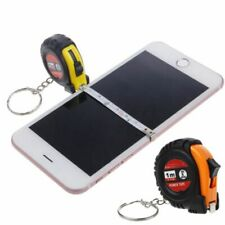Tool Mini Tailor Tape Measure Cloth Sewing Retractable Ruler Key Chain