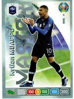 PANINI ADRENALYN XL UEFA EURO 2020 CARD N. 6 MBAPPE (MASTER RARE) FRANCE