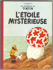"VENTE Hergé Lot 212 TINTIN ""L'Etoile Mystérieuse""  B26  1958/59"