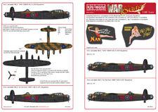Kits-mundo 1/48 canadiense construido Avro Lancaster B Mk. X # 48041