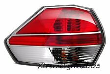 FITS FOR NISSAN ROGUE 2014-2016 LEFT DRIVER TAIL LIGHT REAR LAMP TAILLIGHT