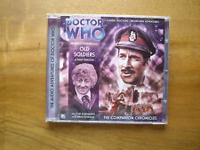 Doctor Who Old Soldiers, Companion Chronicles 2007 Big Finish audio book CD