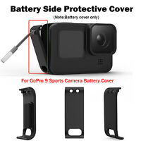 For GoPro 9 Sports Camera Battery Side Protective Cover Battery Lid Door Case*1