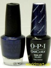 OPI Gel & Nail Polish 15ml/0.5fl.oz Color R54- Russian Navy