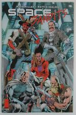 Space Bandits #1 Nm Bryan Hitch Variant Cover D Mark Millar Image Comics