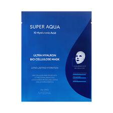 [Missha] SUPER AQUA Máscara de celulosa Ultra hyalron Bio - 2 un.