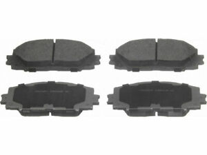 Front Wagner ThermoQuiet Brake Pad Set fits Toyota Prius C 2012-2019 41VJFW