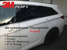3M KFZ Tönungsfolie CS 5 Scheibentönung 97 Sonnenschutzfolie 100 X 50 8 Cm