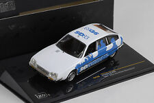 1983 Citroen Cx Sad Salon Des Artiste Decorateurs White 1:43 IXO