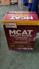 Kaplan Publishing MCAT Complete 7-book Subject Review 2020-2021