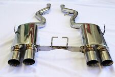 CNT Racing BMW E92 coupe M3 2008 2009 High Performance Exhaust System