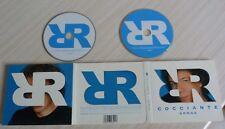 CD + DVD ALBUM DIGIPACK SONGS COCCIANTE RICHARD 16 TITRES + DVD 2005