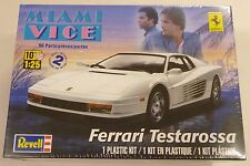 Revell 1/25 Miami Vice Ferrari Testarossa Model Kit 4264