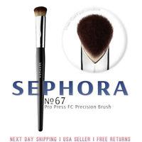 SEPHORA COLLECTION PRO Press Full Coverage Precision Brush #67  Free Shipping