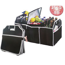 Waterproof Foldable Organizer Storage Box Car Trunk Camping Travel Outdoor Box