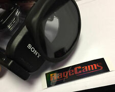 CPL Circular Polarizer Glass Lens Glare Filter Cap for SONY X3000 DIVE HOUSING