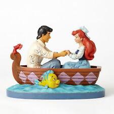 "ENESCO DISNEY Skulptur - ""Arielle & Prince Eric"" - Jim Shore Figur 4055414"