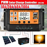 10-100A MPPT Solar Panel Regulator Charge Controller Auto Focus Tracking 12V/24V