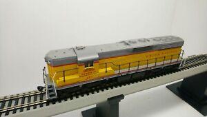 Athearn HO Train Custom Dual LED Union Pacific EMD SD9 Powered Diesel Locomotive
