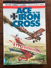 Ace of the Iron Cross - An Air combat classics By Ernst Uden