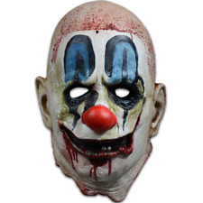 Rob Zombie's 31 Psycho Clown Poster Mask 3/4 Overhead Mask by Trick Or Treat