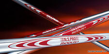 "NEW UNCUT SET OF NIPPON MODUS 3 TOUR 105 IRON SHAFTS 4-PW STIFF FLEX .355"" TAPER"