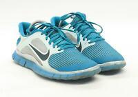 Nike Womens UK Size 5.5 Blue Trainers