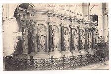 reims  eglise st-remi le tombeau de st-remi