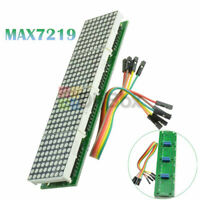 For Arduino Raspberry Pi MAX7219 Dot led Matrix MCU control LED Display Module