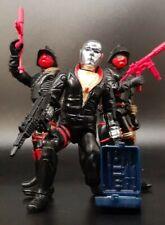 GI Joe Destro 1983 Iron Grenadiers 1988 Lot