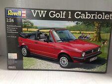 +++ Revell VW Golf 1 Cabriolet 1:24 07071