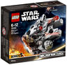 LEGO STAR WARS 75193 Millennium Falcon Microfighter  (New Sealed)