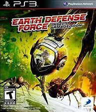 The Earth Defense Force: Insect Armageddon  PS3