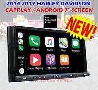 "SONY XAV-AX5000 7"" MEDIA RECEIVER APPLE CARPLAY/ANDROID AUTO SIRIUSXM USB BT"