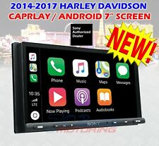 "SONY XAV-AX5000 7"" MEDIA RECEIVER APPLE CARPLAY/ANDROID AUTO SIRIUSXM USB BT"