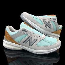 Rare New Balance M990BB25 Kawhi Leonard 990 USA Mens Size 12 Sneakers Mint Gray