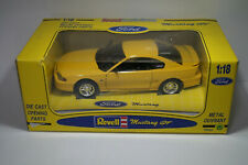 Revell 48842 1:18 Jouef Evolution Ford Mustang GT Coupe Gelb  |OVP
