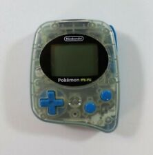 Nintendo Handheld: Pokemon Mini Blue