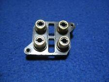 Receiver - Amplifier or tape deck * Rca Gold Jack Socket * (4 Jacks) - clean