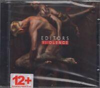 EDITORS - VIOLENCE (2018) CD Jewel Case by Soyuz Music+FREE GIFT Indie Rock