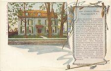 POUGHKEEPSIE NY – Governor Clinton's House - udb (pre 1908)
