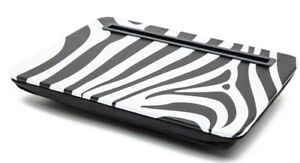 YOLO Padded Cushioned Small Lap Tray ipad /Tablet Holder - Portable Tray / Stand
