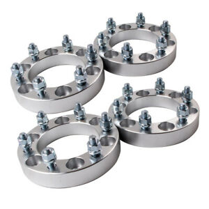 4PCS 6X139.7 for Toyota LANDCRUISER PAJERO HILUX 30MM 6STUD WHEEL SPACERS 12x1.5