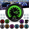 2'' 52mm 0-150PSI Oil Press Pressure Gauge Car Meter Digital LED Display
