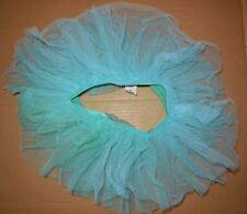 NWOT Small child ballerina tutu seafoam green pull up dance dressup fun