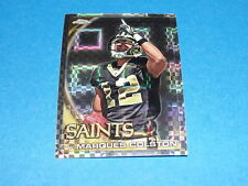 2010 TOPPS CHROME Marques COLSTON #C162 XFractor New Orleans SAINTS Hofstra WR