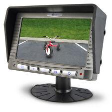 7 zoll TFT HQ Monitor CM-HMT7 Display 12V 24V für Rückfahrkamera Rückfahrsystem