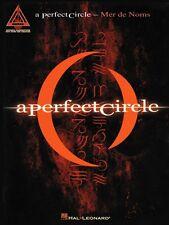 A Perfect Circle Mer de Noms Sheet Music Guitar Tablature NEW 000690439