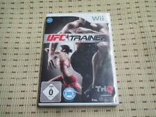 UFC Trainer Personal Trainer für Nintendo Wii und Wii U *OVP*