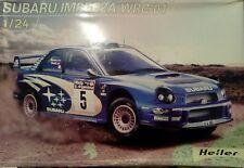 Heller 1/24 Scale Subaru WRC '01